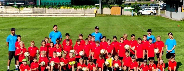 1. Fußball- und Feriencamp