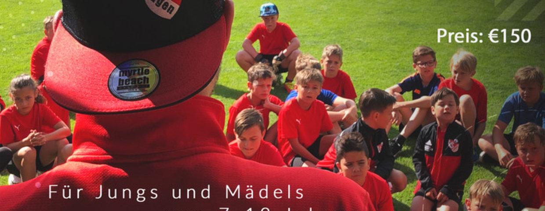 Fußball- und Feriencamp