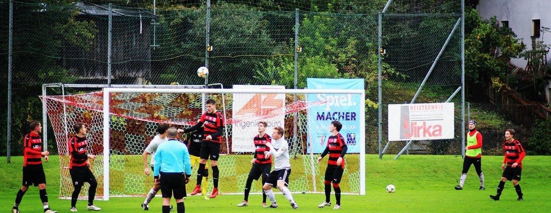 FC Volders : SV Fügen – 2️⃣ : 2️⃣ (1 : 2)
