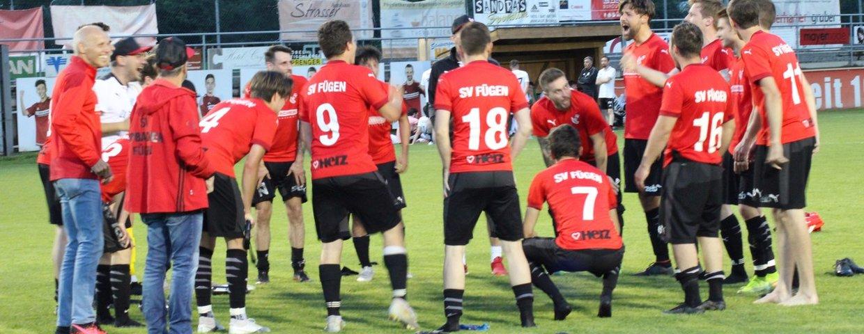 Cup-Heimsieg gegen Telfs