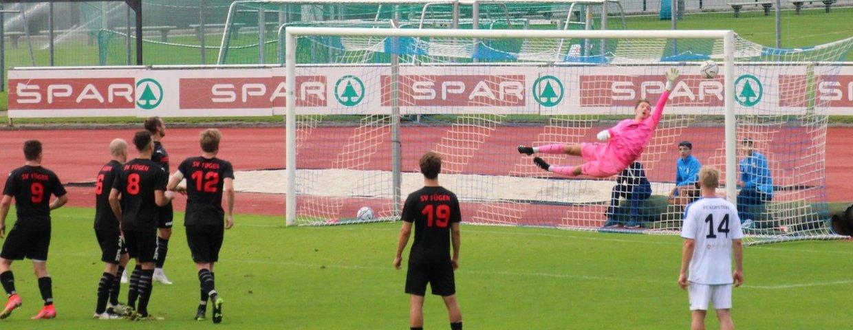 1:3 Niederlage in Kufstein