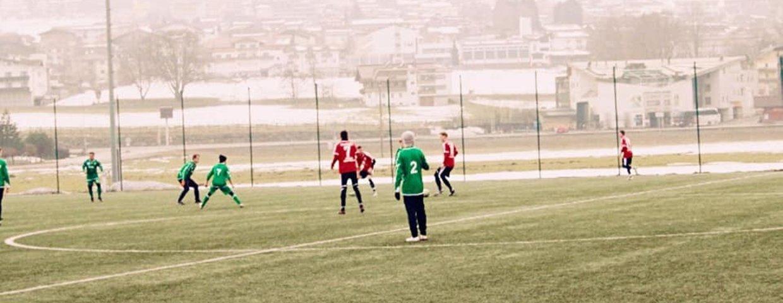 Testspiel gegen FC Vomp