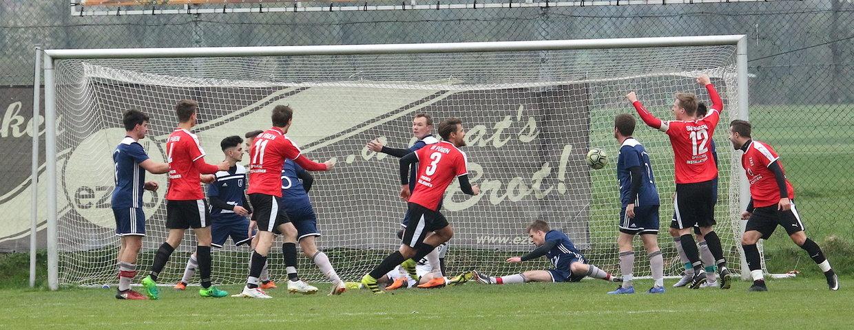 1:0 Derbysieg gegen Stumm