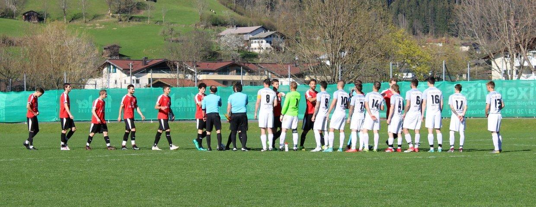 Unentschieden in Brixen