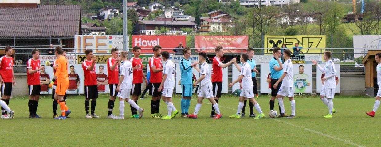 2:0 Heimsieg gegen FC Kufstein 1b
