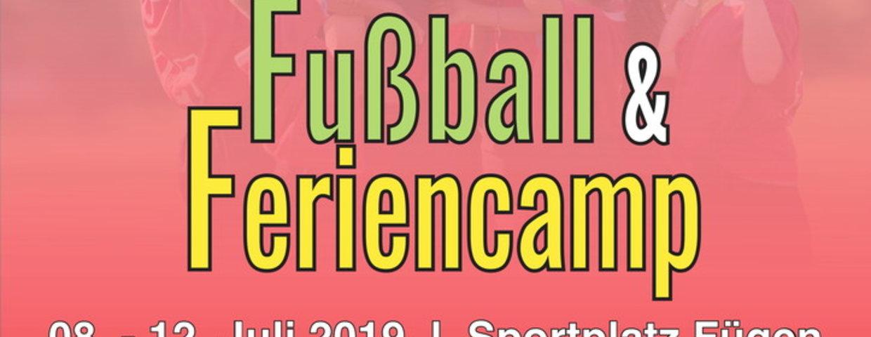 Fußball- und Feriencamp des SV Fügen