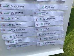 Auslosung Kerschdorfer Cup