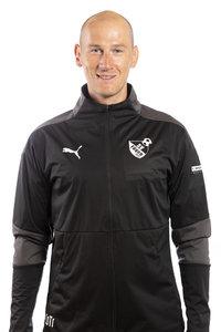 Tormanntrainer Christian Hermel