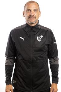 Trainer Thomas Luchner