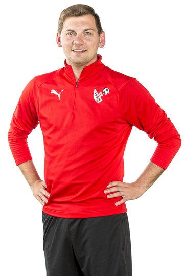 Co-Trainer Thomas Baumann
