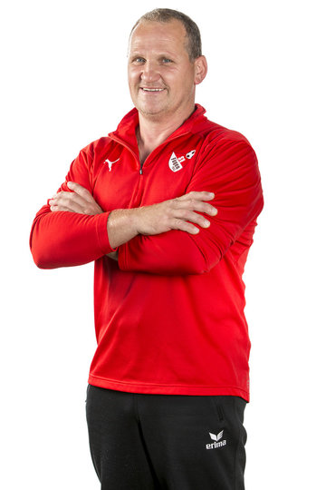 Tormanntrainer Sigi Rieser